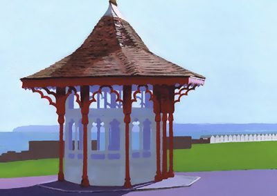 Seafront Shelter Bexhill-on-Sea