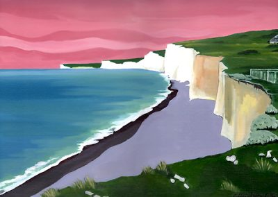 Birling Gap Sussex