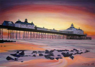 Eastbourne Pier at Sunrise