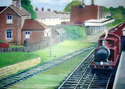 Hailsham Train Station