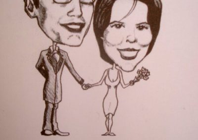 Mark & Emma Wedding Invitation