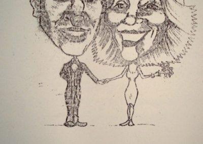 Claire & Simon Wedding Invitation
