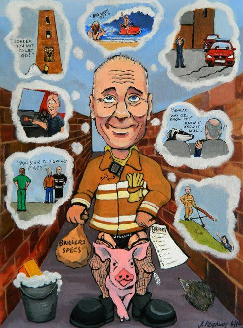Ossie's Retirement