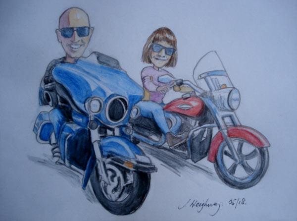 Paul & Ria