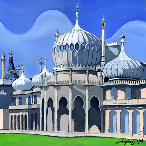 Royal Pavilion – Brighton
