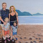 Tom Jo and Family