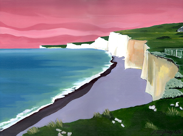 Birling Gap Sussex