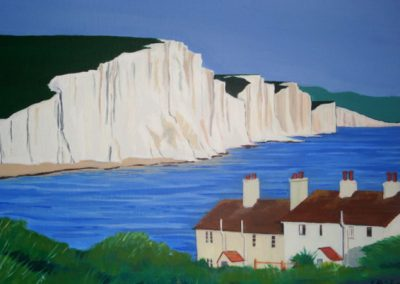 The Cliffs at Cuckmere Haven