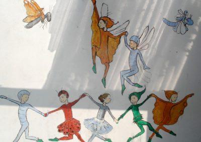 Fairy Mural