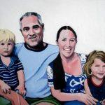 Ross, Jen, Bethany & Sam